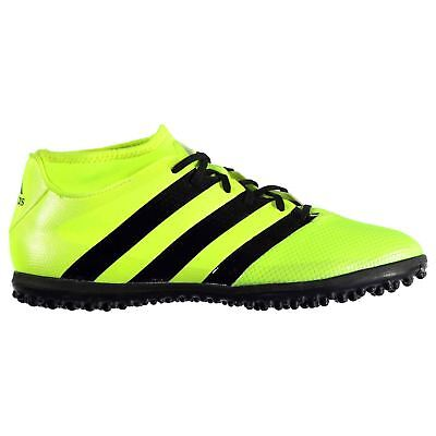 adidas Ace 16.3 Primemesh AG Artificial Grass Trainers Mens Yel Football Soccer