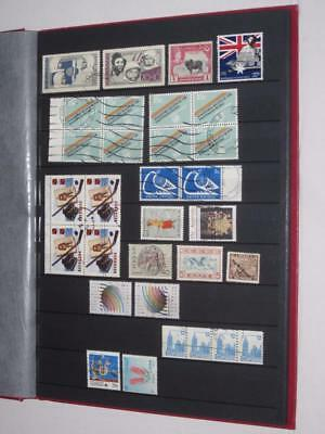 UN/ITALY/GHANA and MORE Stamp Book Binder Collection 8 pgs 400+ stamps LV06647