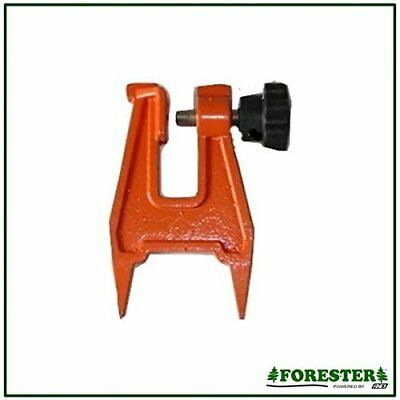 Forester Filing Stump Vise