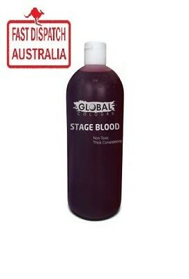 Global Stage Blood - 1litre.. CHEAP N PERFECT PRICE FOR HALLOWEEN!!!!!!!!