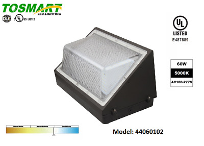 LED Wall Pack Light 60W area light with photocell