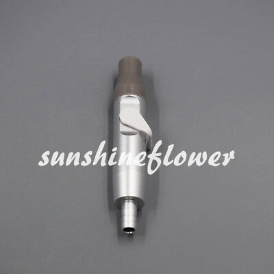 Autoclavable Dental Oral Saliva Ejector Suction Short Weak Tip Adaptor SE Valve