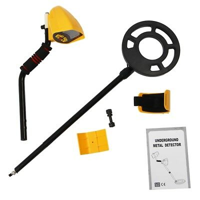 Waterproof Underground Metal Detector Gold Digger Treasure Hunter Tracker Q8P1