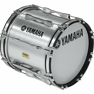 """Yamaha MB8216SS 16"""" Marching Bass Drum (NEW)"""