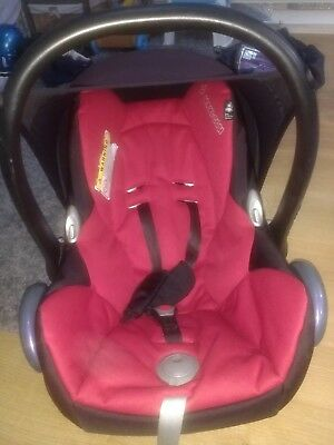 Maxi-cosi 1st Stage Car Seat (collection Leics.) Low price
