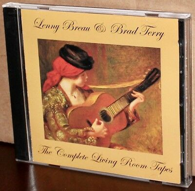 ART OF LIFE 2-CDs: The Complete Living Room Tapes - Lenny Breau, Brad Terry 2003