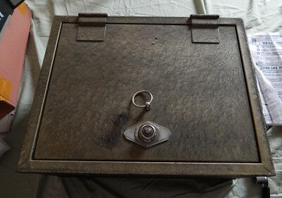 Victor Fire Safe 4C Antique with combination lock