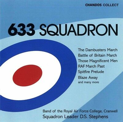 Band Of The Royal Air Force College - 633 Squadron; The Dambusters March, etc.