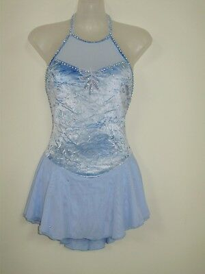 ICE SKATING / DANCE/ Roller Skating COSTUME SIZE 14 NEW