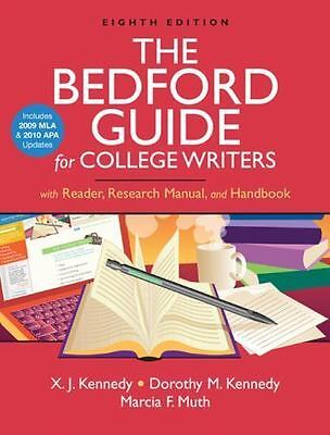 The borzoi college reader 770 picclick the bedford guide for college writers with reader research manual and handboo fandeluxe