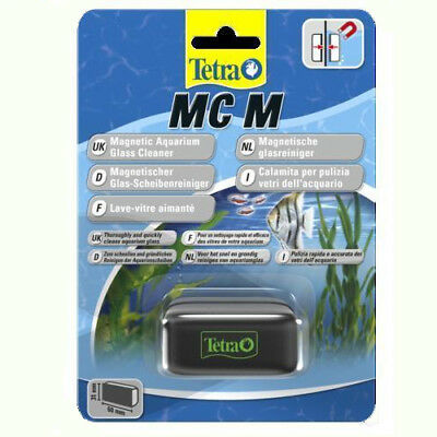 Tetra MC M Magnetic Aquarium Glass Cleaner