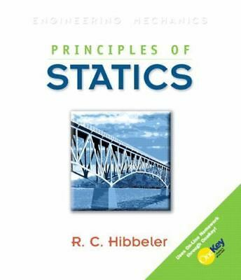 Principles of Statics (10th Edition) by Hibbeler, Russell C.