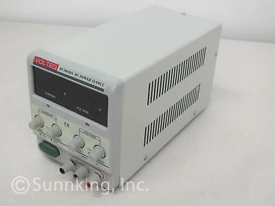 Volteq HY3003DX DC Power Supply 0--30VDC 0-3A