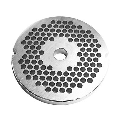Weston #32 6 mm Grinder Plate (Stainless Steel)
