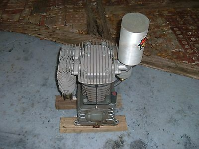 Big Red For Snap-On Two Stage Air Compressor 27Cfm