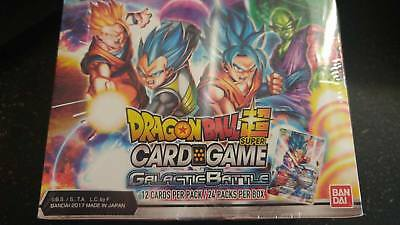 Dragon Ball Super Card Game Galactic Battle Booster Box