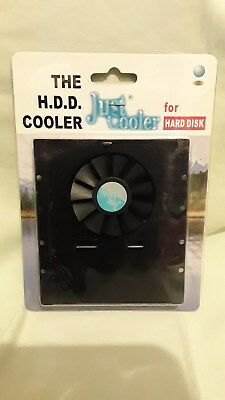 HD-600 The Hard Disk Drive Cooler by Just Cooler