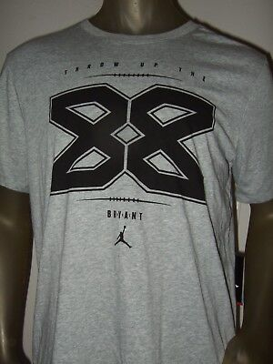 545e97802a95 Men s Nike Air Jordan Dez Bryant Throw Up The 88 Dallas Cowboys Sport Tee  Shirt