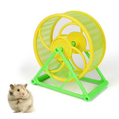 Hamster Exercise Roue Cage Toy Spinner Jogging Spinner