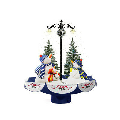 Snowmen Family Streetlamp Decoration Party Supplies Home Decoration