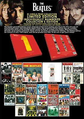 Beatles 1 Limited Edition Collectible Box Set