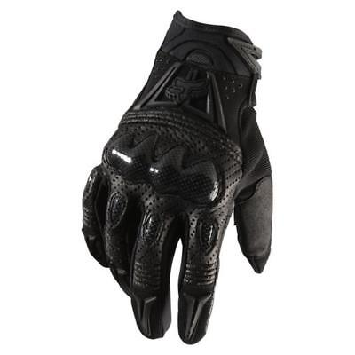FOX BOMBER Motocross Handschuhe - schwarz Motocross Enduro MX Cross Supermoto