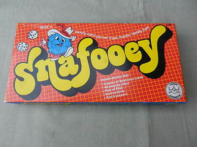 SNAFOOEY Vintage Card Game Crown & Andrews 1982 NEW