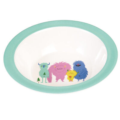 dotcomgiftshop MONSTERS OF THE WORLD MELAMINE BOWL