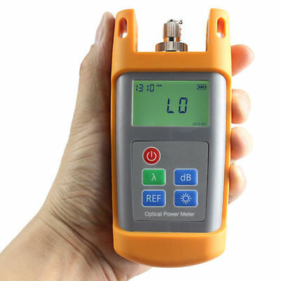 Meter Cable Tester range:-50~+26FC/SC connecto High Quality Optical Fiber Power