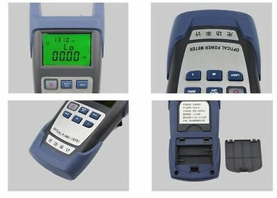 Optical Fiber Power Meter Measuring Device Optical Power Fiber Meter -70~+10 dBm