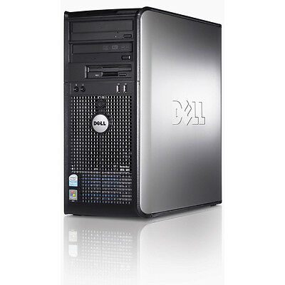 ORDINATEUR PC DELL Optiplex 360 -Dual core -250 Go -4 Go Ram -Win 10 -DE24