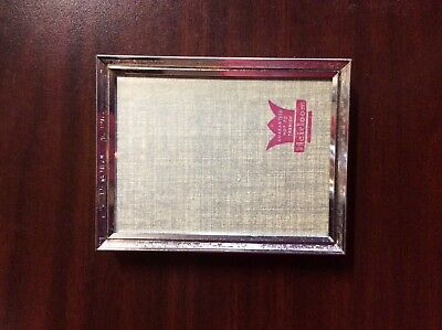 Heirloom Silver 3 1/4 X 4 1/4 Picture Frame Brand New in Box