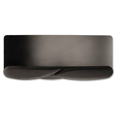 Kensington Wrist Pillow Foam Extended Keyboard Platform Wrist Rest Black 36822