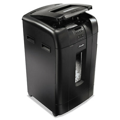 Swingline Stack-and-Shred 800X Auto Feed Super Cross-Cut Shredder 800 Sheet
