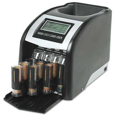 Royal Sovereign Fast Sort FS-44P Digital Coin Sorter Pennies Through Quarters