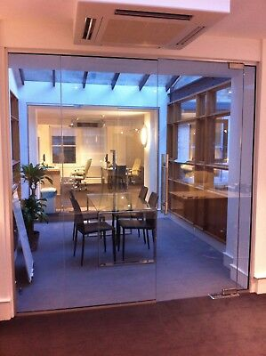 10mm Glass Office Screens & Dividers & Cubicles