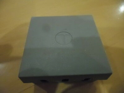 Grey BT GPO  External Telephone Junction  Box. BT16A  Plastic FREE UK POSTAGE