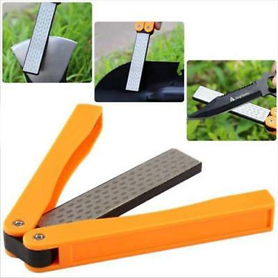 Sharping your Knife Never Been Easier Foldable knife sharpener Easy to carry QE