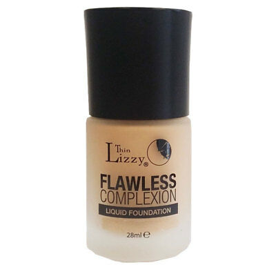 Thin Lizzy Flawless Complexion Oriental Doll Liquid Foundation Only