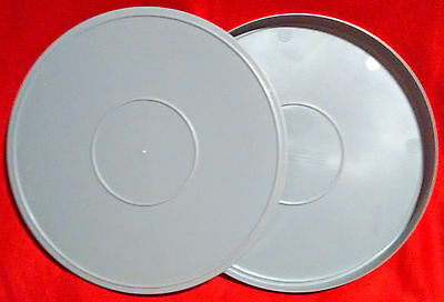 16mm 1600 ft. Plastic Film Can  (LOWEST EBAY PRICE ON A BRAND NEW CAN!)