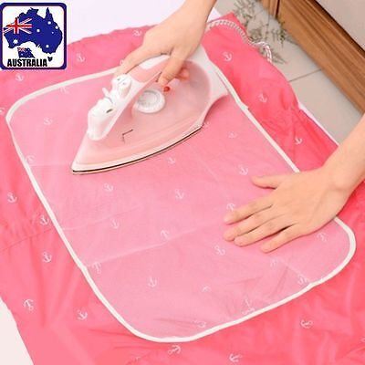 2pcs Ironing Protective Insulation Pad Clothes Protector Cover Mat HLAC19900x2
