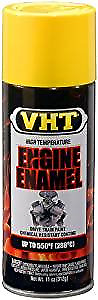 VHT High Temperature Engine Enamel Spray Paint Gloss Yellow SP128