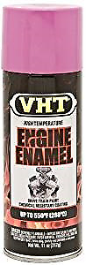 VHT High Temperature Engine Enamel Spray Paint Hot Pink SP756