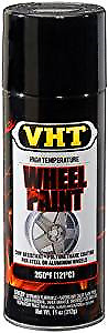 VHT High Temperature Wheel Paint Spray Gloss Black SP187