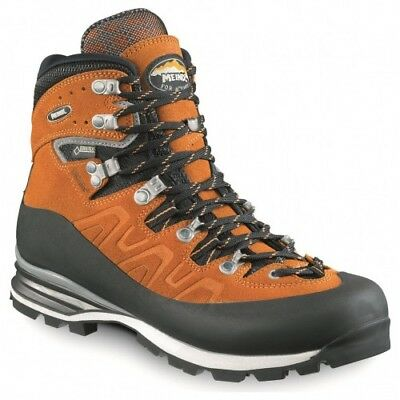 Meindl Air Revolution 3.5 Orange/black Wanderschuhe Eu Gr. 42 - 46 (Uk Gr. 8-11)