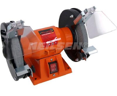 Heavy Duty 150W 150mm Bench Grinder Sander Polisher Machine NEW