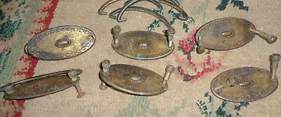 Vintage Lot  Draw Pulls Handles great pieces