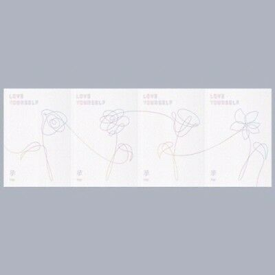 BTS-[Love Yourself 承 'HER']5th Mini Album 4 Ver CD+Photobook+S.Gift a+no poster