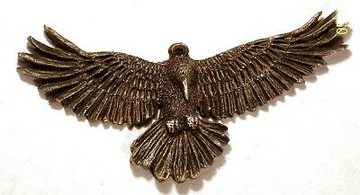 Raven Open Wings Pendent..