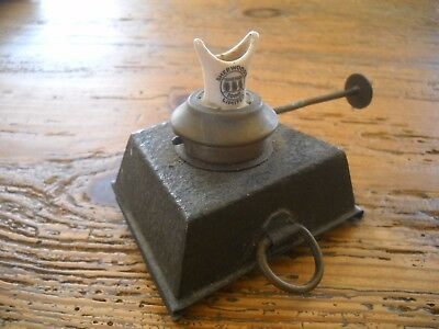 Vintage Lamp Burner Railway Car Ship Coach